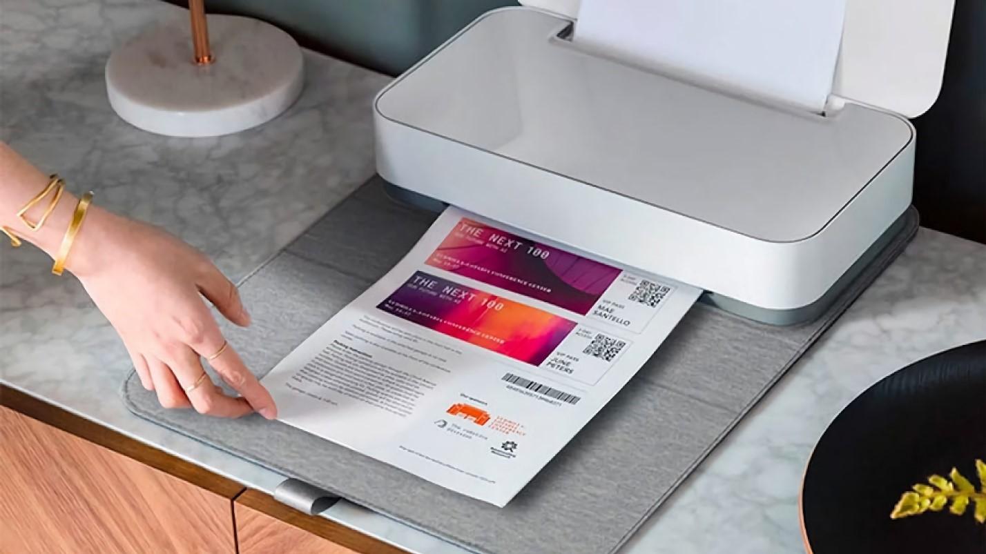 چاپگر هوشمند هواوی با قابلیتهای نوین HarmonyOS در راه است